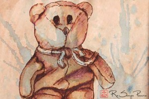 Ted D. Bear www.faithworksartstudio.com